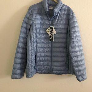 32 heat women's jacket SZ XL NWT